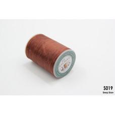 Вощеная нить Galaces | Плоская | Полиэстер | 0.8 мм | S019 |