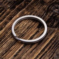Кольцо заводное. Никель