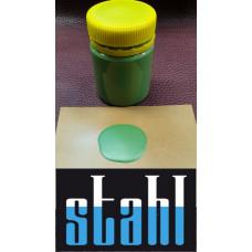 Краска для уреза Stahl Leon зеленый 50мл