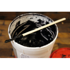 SETA – крем на водной основе для финишной отделки, цвет черный. 50 гр.