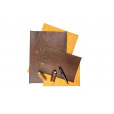 CRAZY HORSE цвет: Табак (Турция) Форматы (А4, А3)
