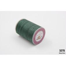 Вощеная нить Galaces   Плетёная   Круглая   Полиэстер   0.5 мм   S078  